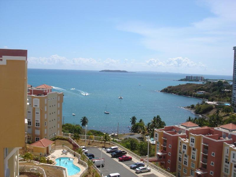 Overview of the complex & ocean - One Opportunity for an EXCELLENT Impression!!! - Fajardo - rentals