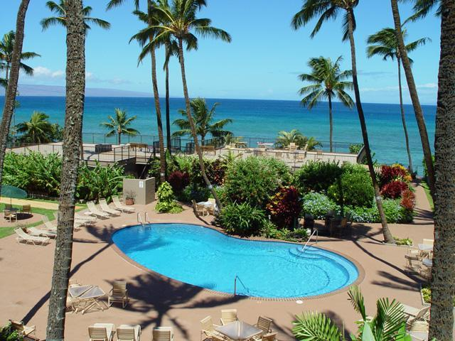 Your own Private Oasis! - Stunning Ocean View! Avail Spring! Book Today - Lahaina - rentals