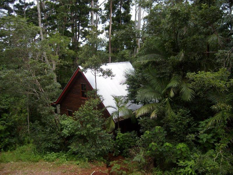 Rose Gum Cottage - sleeps two - Romantic Rainforest Cottage 40 min from city - Mount Glorious - rentals