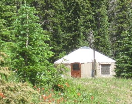 The Pass Creek Yurt - Image 1 - Pagosa Springs - rentals