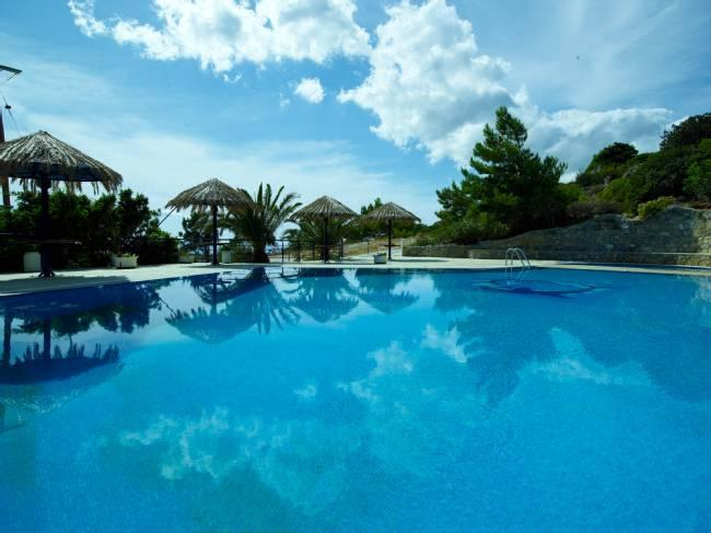 Swimming Pool - Blue trilogy at Nakou Village - Ierapetra - rentals