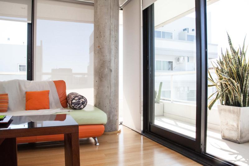 *Lux. 2 bed, 2,5 bath Palermo Live Hotel 5*amenit* - Image 1 - Buenos Aires - rentals