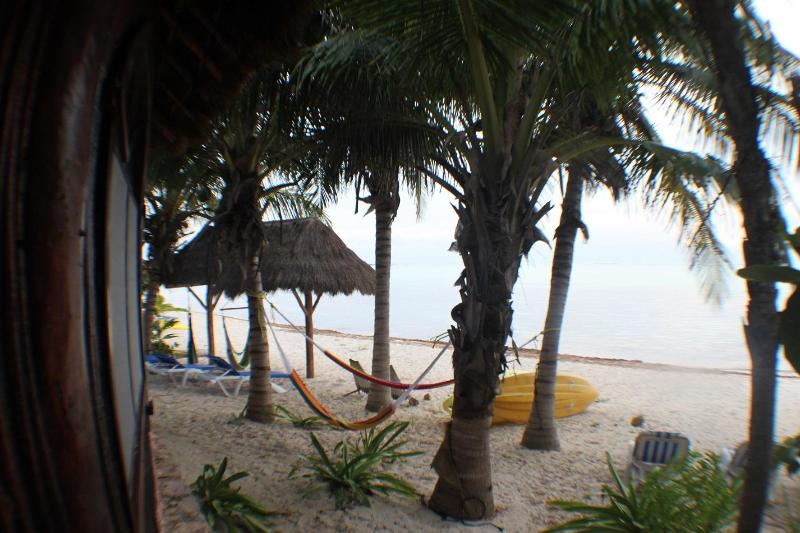 kayak, snorkel, beer or siesta ? - Caribbean charm 3 bedroom beach house - Tulum - rentals
