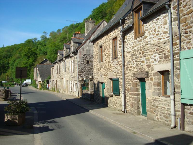The Cottage in rue Anne - 2-3 bedroom 17C stone cottage in Lehon France - Dinan - rentals