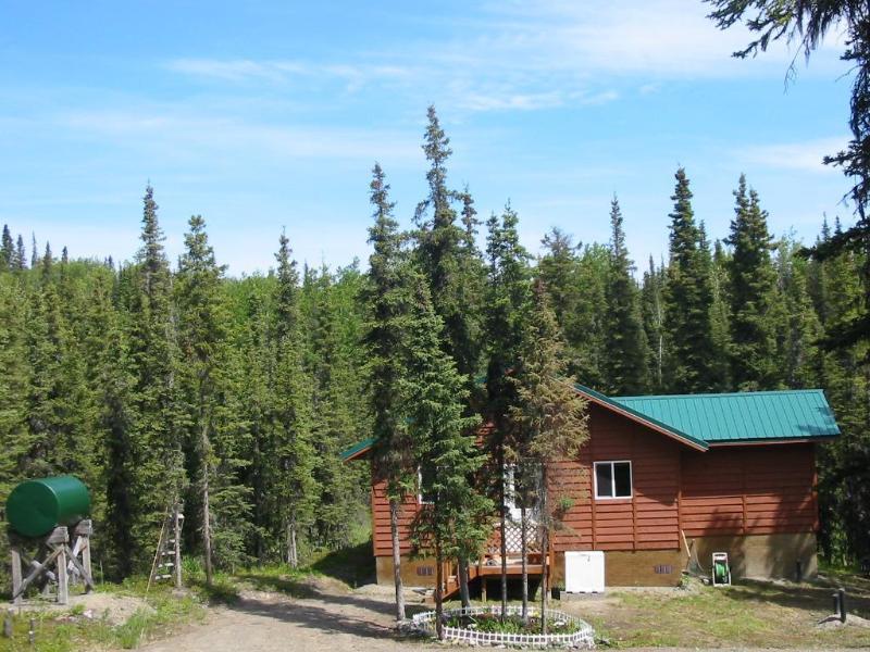 Your Home away from Home - Coal Creek Cabins.....Cabin rental in Alaska's quiet wilderness setting - Kasilof - rentals