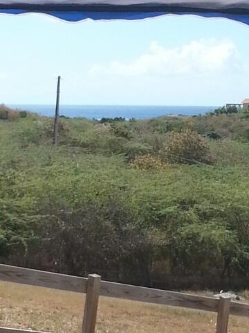 Ocean view from patio - ZONI BREEZES LOWER - QUIET OCEAN AND COUNTRY VIEWS - Culebra - rentals