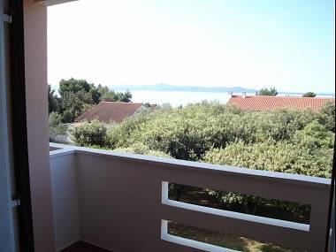 A1(4+1): terrace view - 3447 A1(4+1) - Petrcane - Petrcane - rentals