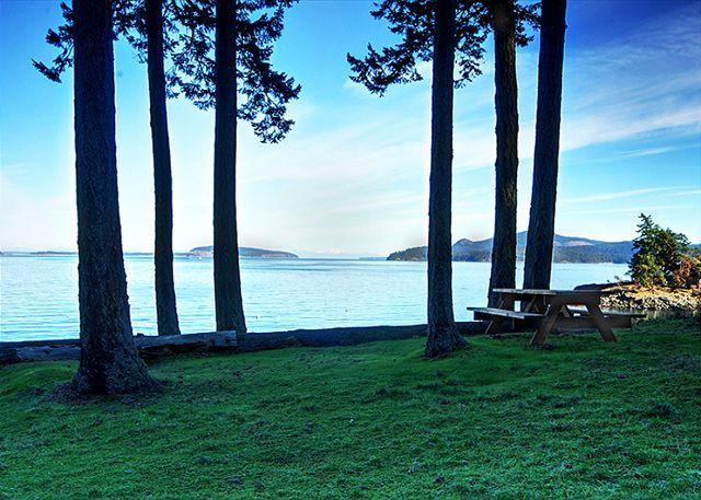 WATERFRONT! - (Lodge at Pebble Beach) - Image 1 - Friday Harbor - rentals