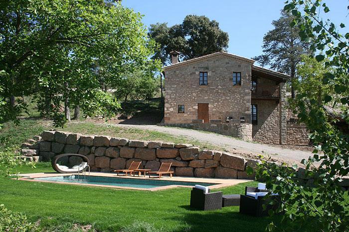 Villa overview - La Bauma - Barcelona - rentals