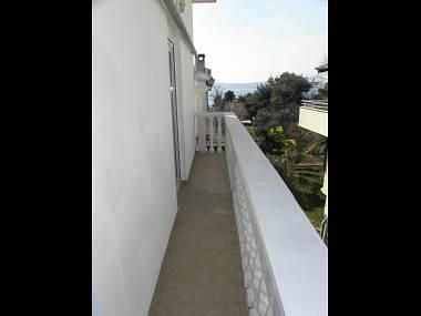 A3(6): terrace - 3451 A3(6) - Bibinje - Bibinje - rentals