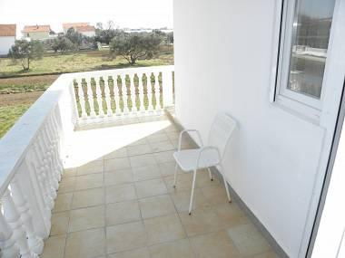 A4(4): terrace - 3451 A4(4) - Bibinje - Bibinje - rentals