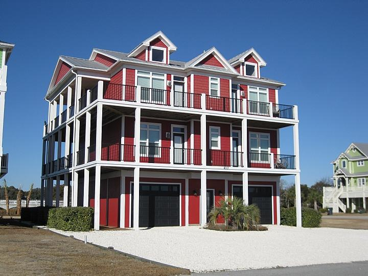 453 East Seventh Street - East Seventh Street 453 - McLamb - Ocean Isle Beach - rentals