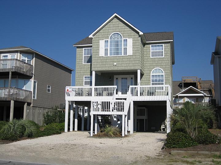 128 West First Street - West First Street 128 - Faulkenberry - Ocean Isle Beach - rentals