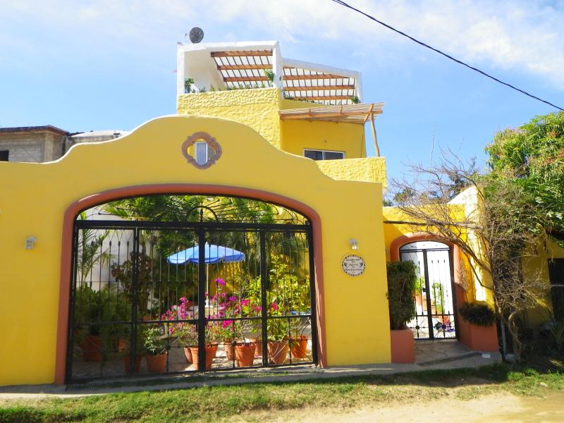 Front view of Sayulita Suites at Casa Duelces Suenos - Sayulita Suites - Sayulita - rentals