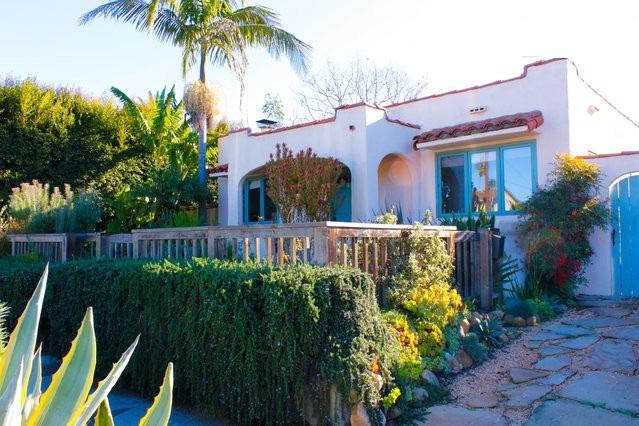 Street View of House - SB Getaway with Lush Yard, Spa & Outdoor Shower - Santa Barbara - rentals