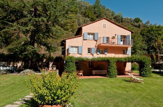 Tuscany Villa with Pool Near the Beach - Casa Marta 2 - Image 1 - Camaiore - rentals