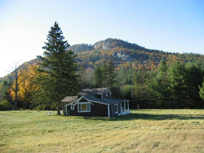 AuSable Cottage in Summer - Adirondack Cottage Jay Whiteface Lake Placid NY - Jay - rentals