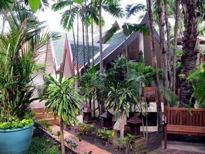 Your Thai style bungalow with privacy & every comfort - Jomtien Beach luxury vacation bungalows - Pattaya - rentals