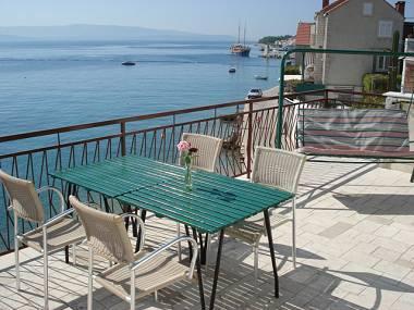 A1(4): terrace - 3484 A1(4) - Bol - Bol - rentals