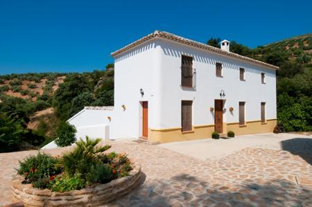 El Cortijo - 3 bedroom restored house at Molino la Ratonera - Zagra - rentals