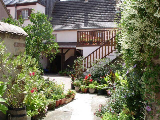La Terrasse condo - The Flower Garden 2 bedroom condo rental in Alsace - Mutzig - rentals