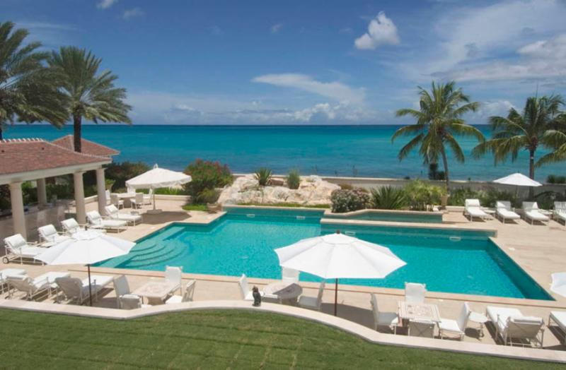 Les Chateau de Palmiers, Plum Baie, Terres Basses, St Martin - CHATEAU DES PALMIERS...Consider yourself Royalty at the ultimate Caribbean villa... - Plum Bay - rentals