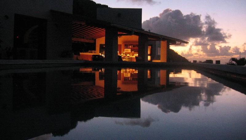 Bvivillage at dusk - BVI Village - West End - rentals