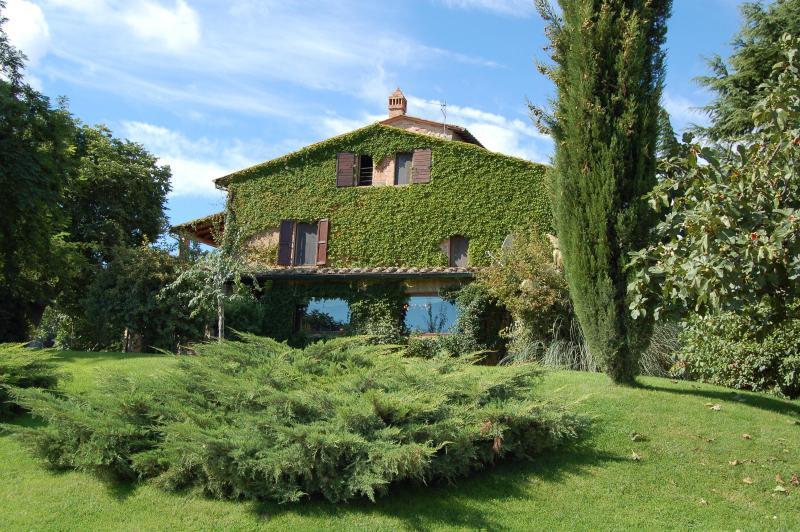 Poggio Etrusco - Poggio Etrusco: Tuscan B&B, apts, & Cooking School - Montepulciano - rentals