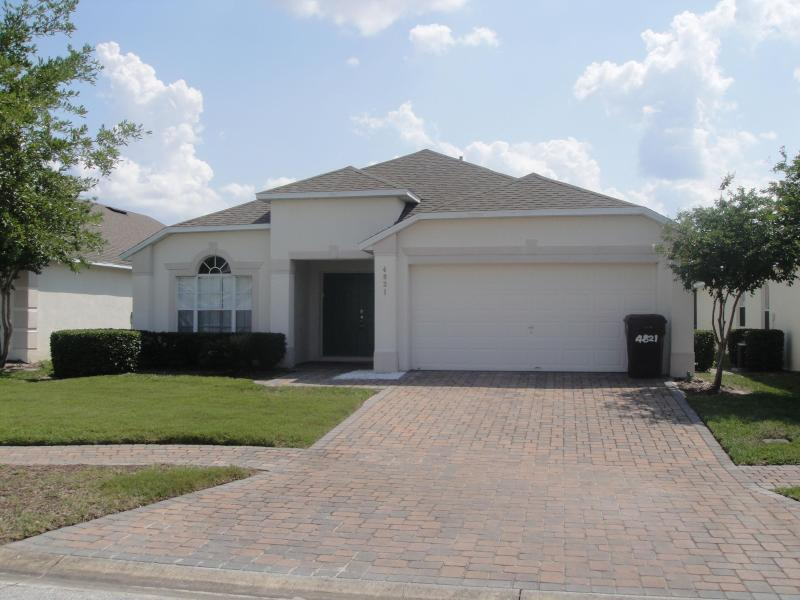 Villa Front - Grand Opening! Charming Villa - 6 Miles to Disney - Kissimmee - rentals