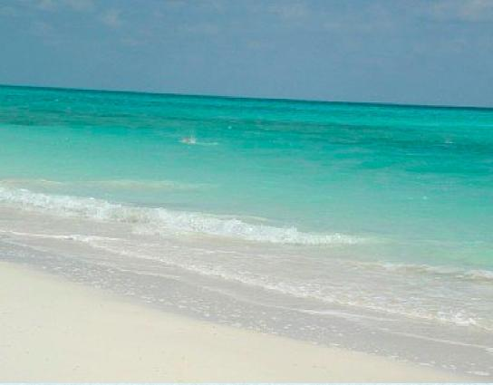 Beach in front of Diamonds By The Sea - Lilac  Cottage at Diamonds by the Sea - Freeport - rentals