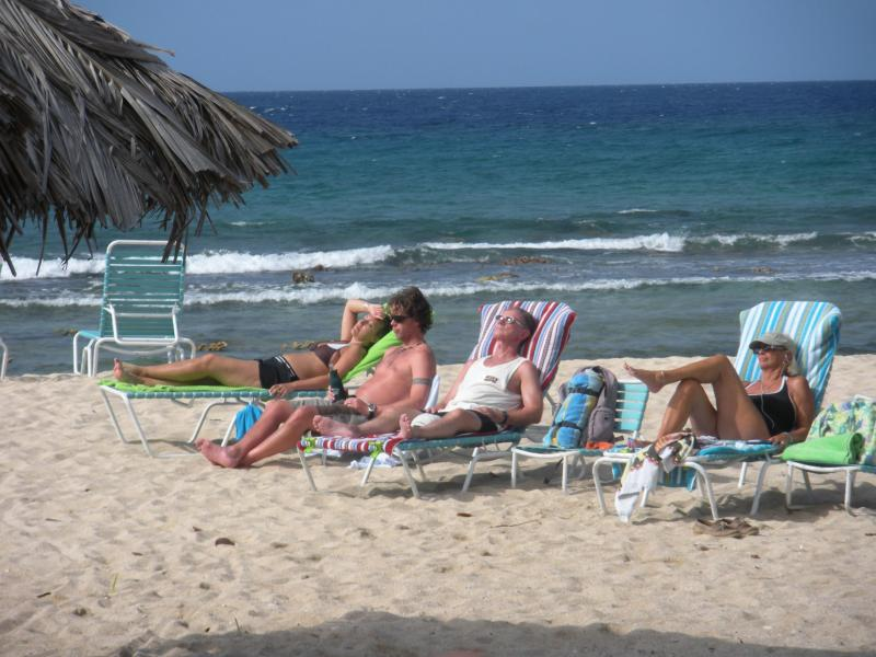 The Beach at Gentle Winds - Gentle Winds Beach Vacation Shangri-La - 3BR condo - St. Croix - Christiansted - rentals
