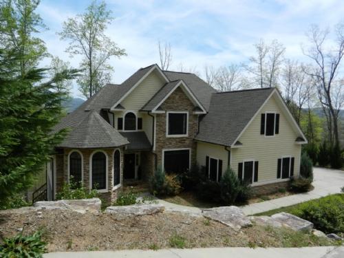 Mountain Sunshine Exterior - Mountain Sunshine - Edneyville - rentals