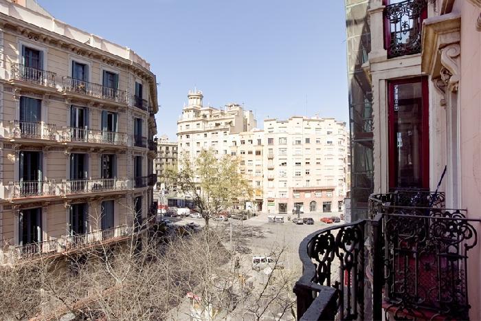 Apartment Alegre  holiday vacation apartment spain, barcelona, vacation apartment to let spain, barcelona, holiday apartment rental spain, - Image 1 - Barcelona - rentals