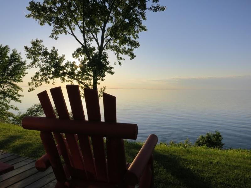 What a view! Beautiful Lake Ontario - 5 Private Lakeside Cottages  in Niagara Wine Coun - Saint Catharines - rentals