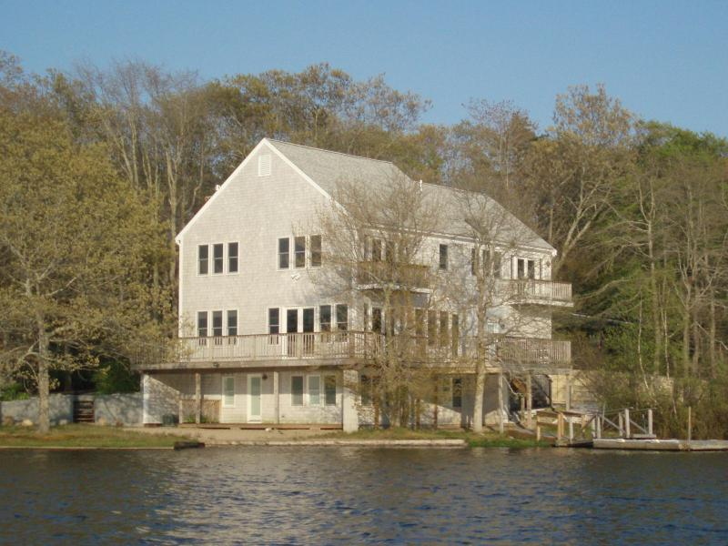 Point of View - Point of View on Santuit Pond-Magnificent Sunsets - Mashpee - rentals