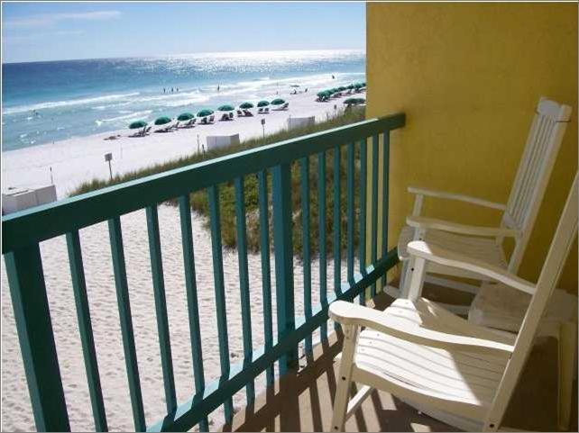 Magnificent Ocean Views from Private Balcony - A Colorful Beach Front Condo on Okaloosa Island - Fort Walton Beach - rentals