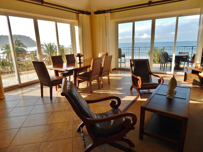View From Living Room - Vista Las Palmas Pure Oceanfront Luxury - Jaco - rentals