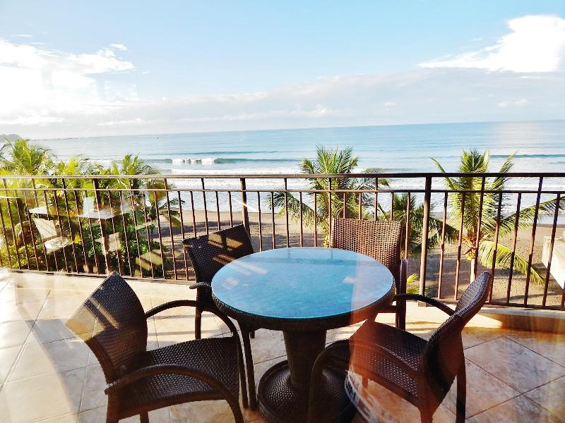 Front view from balcony  - Vista Las Palmas Pure Oceanfront Luxury - Jaco - rentals