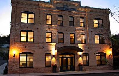 Luxury condominium in the Historic, Hotel Chauvet - Image 1 - Glen Ellen - rentals