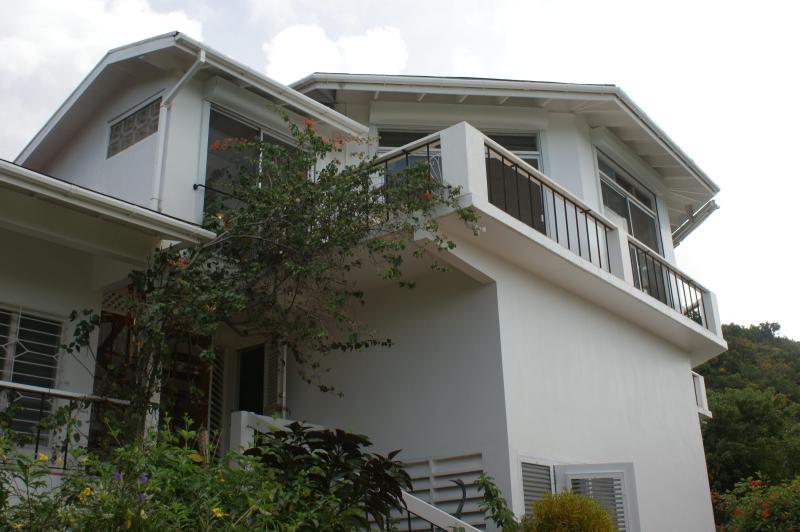 Starlight Villa - Stunning Day, Nighttime Views from Starlight Villa - Nevis - rentals