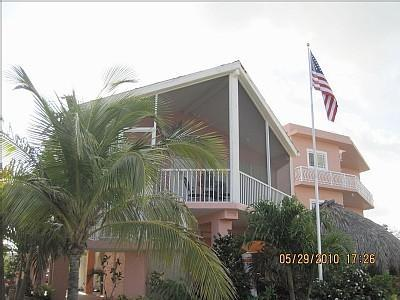 Back Balcony Waterfront - Waterfront Home In Florida Keys - Tavernier - rentals