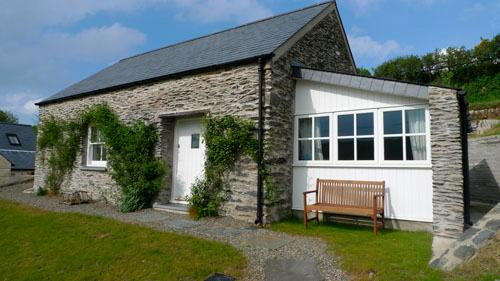 The Smithy - Image 1 - Trefin - rentals
