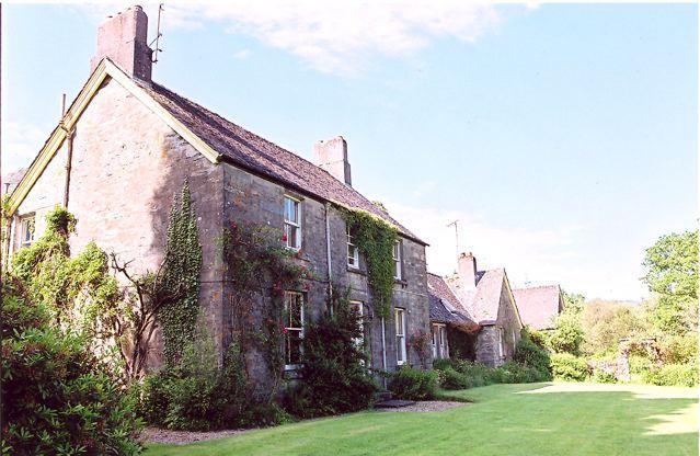 The front of Kirnan House - Kirnan House - Lochgilphead - rentals