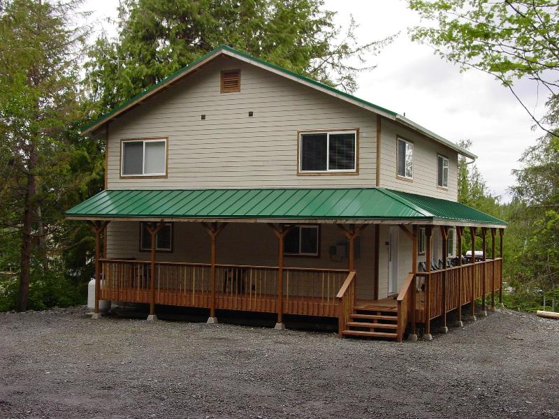 Almost Home Vacation Rental - Property #2 - Five Bedroom Vacation Home - 5 Bedroom 5 Bathroom Beach Front Vacation Rental - Ketchikan - rentals