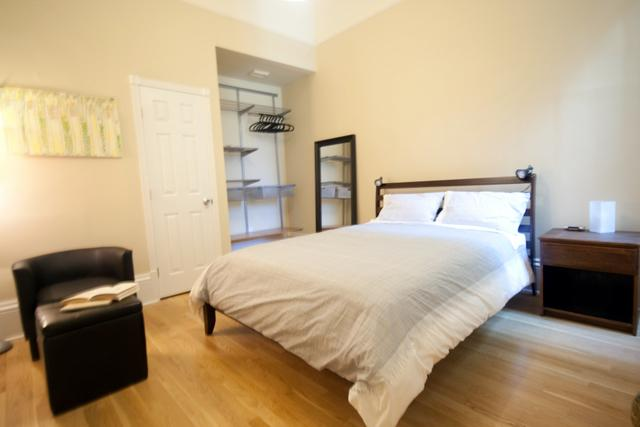 Bedroom - Golden Gate Park - San Francisco - rentals