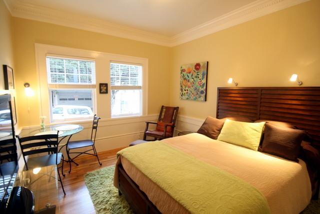 Living room - Nob Hill - California - San Francisco - rentals