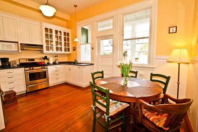 Fully equipped kitchen - North Beach - Lombard - San Francisco - rentals