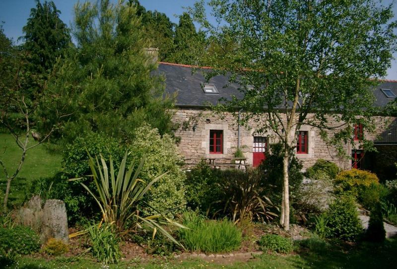 Mimosa Lodge - Mimosa Lodge a Beautiful 5-Bedroom 15C Cottage - Morbihan - rentals