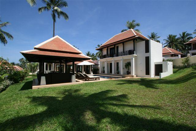 Luxury villa with private pool and garden - Image 1 - Koh Samui - rentals
