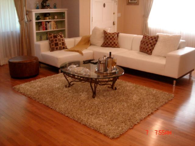 spacious living room w/ flat screen TV - Home in the Heart of Hollywood near Walk of Fame - West Hollywood - rentals